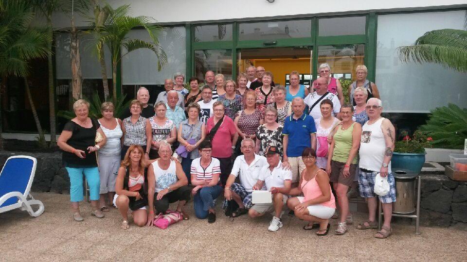 Séjour à Lanzarote (Iles Canaries) du 19 au 26 septembre 2015
